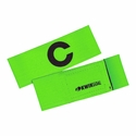 KwikGoal Captain C Armband - High-Vis Green