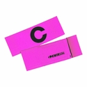 KwikGoal Captain C Armband - High-Vis Pink
