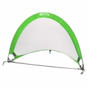 KwikGoal Infinity 6' Pop-Up Goal - Hi-Vis Green