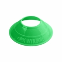 KwikGoal Mini Disc Cones - Green