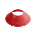 KwikGoal Mini Disc Cones - Red