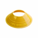 KwikGoal Mini Disc Cones - Yellow