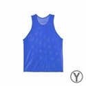 KwikGoal Youth Scrimmage Vest - Blue
