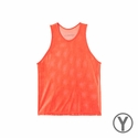 KwikGoal Youth Scrimmage Vest - High-Vis Orange