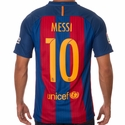 Lionel Messi FC Barcelona 2016/17 Home Jersey