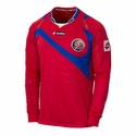 Lotto Costa Rica 2014 World Cup L/S Home Jersey