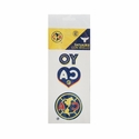 Maccabi Club America Glitter Temporary Tattoos