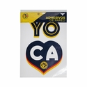 Maccabi Club America Wall Decal