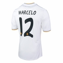 Marcelo Real Madrid 13/14 Home Jersey