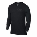 Men's Nike CR7 Soccer T-Shirt - Black