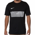 Men's Nike Dry Academy Training Top - Black