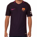 Men's Nike FC Barcelona 2016/2017 Match Away Jersey