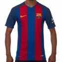 Men's Nike FC Barcelona 2016/2017 Match Home Jersey