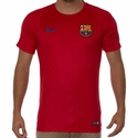 Men's Nike FC Barcelona Squad GX Top - University Red
