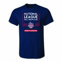 Men's Nike US Youth Soccer National League 2016 NC Event Tee - Navy