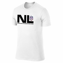 Men's Nike US Youth Soccer National League NC Event Tee - White