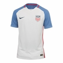 Men's Nike USA 2016 Match Home Jersey