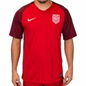 Men's Nike USA 2017/2018/2018 Stadium Third Jersey