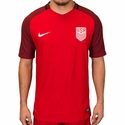 Men's Nike USA 2017/2018/2018 Vapor Match Third Jersey