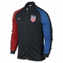 Men's Nike USA Auth N98 Track Jacket - Black