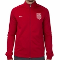 Men's Nike USA Auth N98 Track Jacket - Gym Red