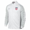 Men's Nike USA Auth N98 Track Jacket - White