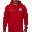 Men's Nike USA Core Hoody - University Red