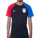Men's Nike USA Match Tee - Black