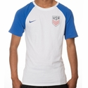 Men's Nike USA Match Tee - White