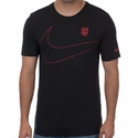 Men's Nike USA Preseason Tee - Black