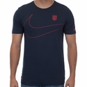 Men's Nike USA Preseason Tee - Obsidian