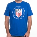 Men's Nike USA Pride Tee - Game Royal