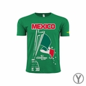 Mexico 2015 CONCACAF Gold Cup Youth Trophy Tee