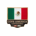Mexico 2016 Copa America Collector Pin
