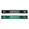 Mexico Flag Scarf