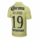 Miguel Layun Club America 14/15 Home Jersey