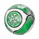 New Balance Celtic FC Dispatch Soccer Ball - White