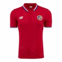 New Balance Costa Rica 2015/2016 Home Jersey