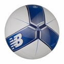 New Balance Dispatch Soccer Ball - White/Blue