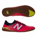 New Balance Furon 2.0 Dispatch Indoor Soccer Shoes - Bright Cherry
