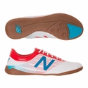 New Balance Furon 2.0 Dispatch Indoor Soccer Shoes - White