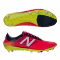 New Balance Furon 2.0 Pro FG Soccer Cleats - Bright Cherry