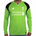 New Balance Liverpool FC 2016/2017 Goalkeeper Home Jersey