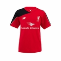 New Balance Liverpool FC Kids JR Training Jersey - Red