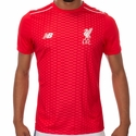 New Balance Liverpool FC Pre Match Tee - High Risk Red