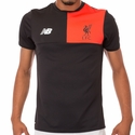 New Balance Liverpool FC Training Jersey - Black