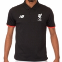 New Balance Liverpool FC Training Polo - Black