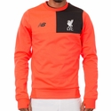 New Balance Liverpool FC Training Sweat Top - Flame