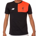 New Balance Liverpool FC Training Tee - Black