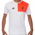 New Balance Liverpool FC Training Tee - White